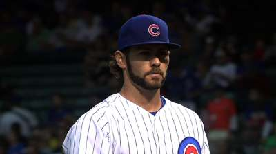Cubs set to recall Arrieta, return Villanueva to 'pen