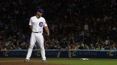 Cubs add 'Zero' Lim to bullpen, designate Bowden