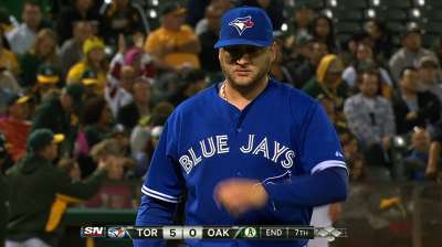 Pair of homers plenty for Buehrle's sterling start