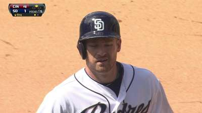 Padres' bats can't solve Bailey as sweep falls short