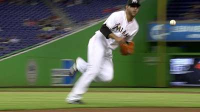 Marlins hundieron a Mets de la mano de Alvarez
