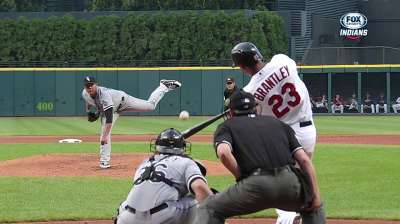 Lack of DH not as important for Tribe this year