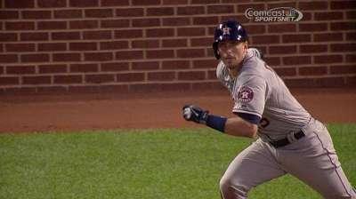 Oberholtzer on target as Astros slam Orioles