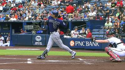 CarGo returns to lineup with slightly altered swing