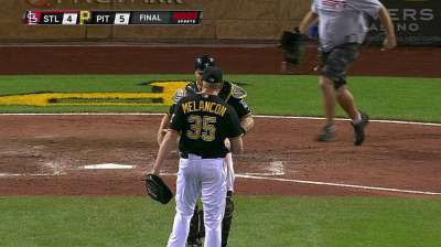 Melancon welcomes every test along the way