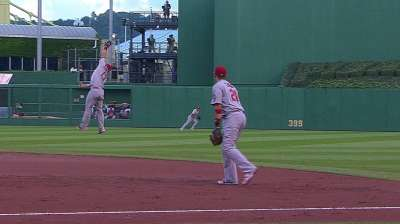 Matheny taking care to monitor Carpenter