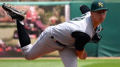 Newly-acquired Smith projects as starter for Astros
