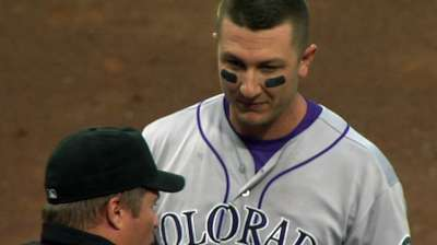 After inning-ending strikeout, Tulo ejected