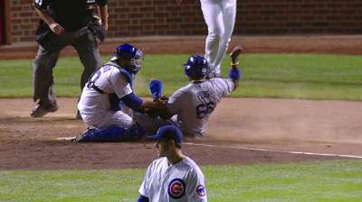 Cubs send respected DeJesus to Nationals