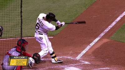 Hurdle will take Marte's skids with his streaks