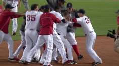 Red Sox complete thrilling comeback in walk-off win