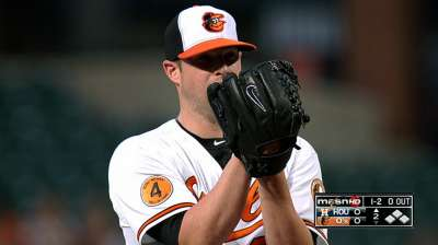 O's swing bats to help Norris knock off Astros