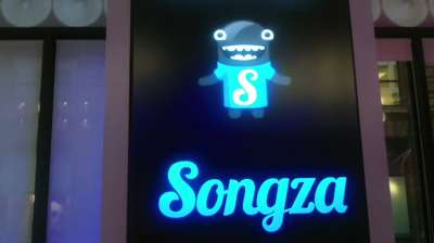 Songza CEO/Mets fan lectures at Fan Cave U event