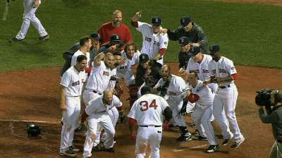 Red Sox still in disbelief from comeback win