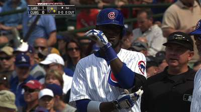 Wood has shortest outing of season as Cubs fall