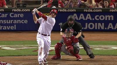 Arroyo unable to contain red-hot Cards offense