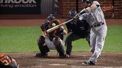 Mariners welcome back Morse's power, production