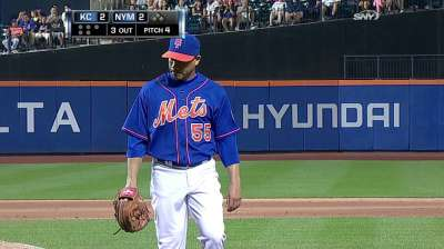 Feliciano thrilled to be back in Majors with Mets
