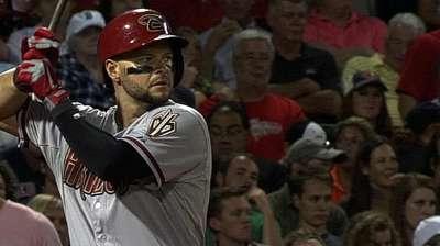 Parting shot: Ross powers D-backs vs. Red Sox