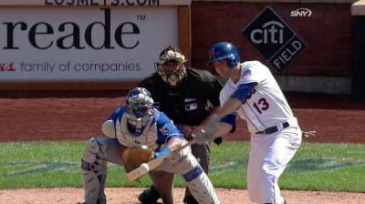 Mets battle back late, but fall to Royals in extras