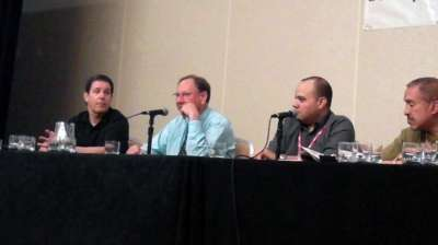 SABR panel discusses changing media landscape