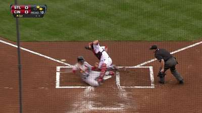 Westbrook's shaky command trips up Cardinals