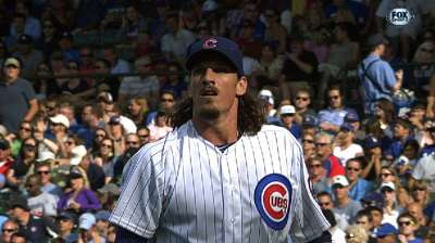 Cubs not concerned about Samardzija's workload