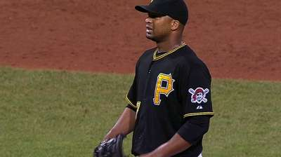Lefty Liriano right on as Bucs topple Rockies