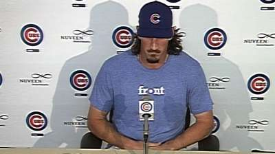 Samardzija a hard-luck loser against Dodgers