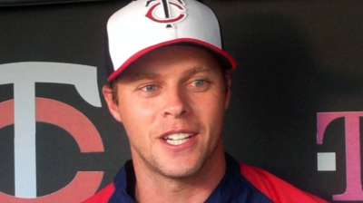 After long trip, lefty Albers prepares for Majors debut