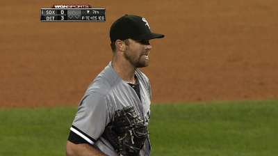 Danks, White Sox outmatched as slide continues