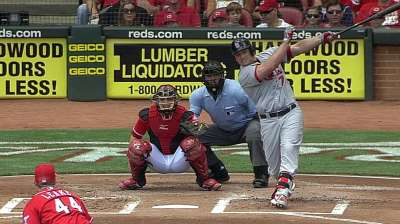 Cards not pressing with low home run count