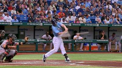 Dominant 'pen, timely hitting key to Rays' win