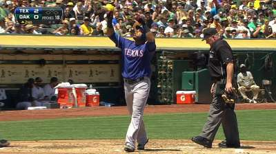 Cruz likely to make roster if Texas reaches playoffs