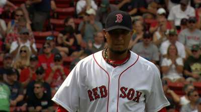 Well-oiled machine: Red Sox blank D-backs