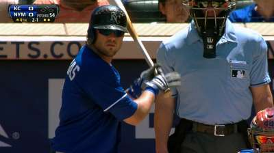 Royals ride balanced attack to series win in NY