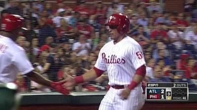 Lee returns, but can't pull Phillies out of recent funk