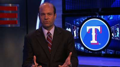 Without Cruz, Rangers mull outfield options