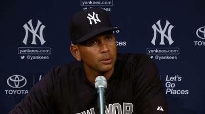 MLB anuncia 13 suspensiones por dopaje; A-Rod apela