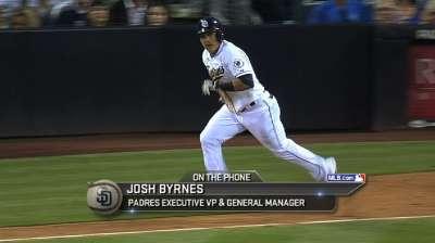 Byrnes has big decisions looming in offseason