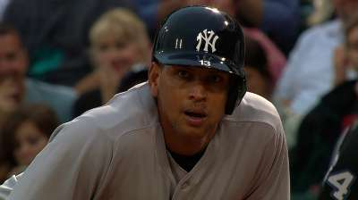 GM: A-Rod an upgrade, but eye's on market