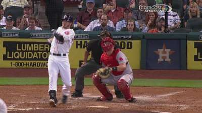 Lyles unable to make early lead stand vs. Red Sox