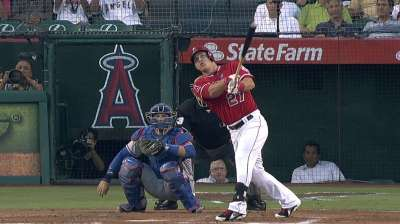 Trout wields elite resume on 22nd birthday