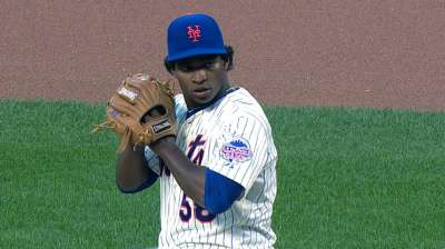 Mejia pitching in to give Mets hope for future