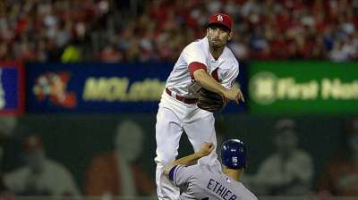 Kelly, Cards beat Kershaw, halt LA's road win streak