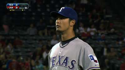 Rangers race to eighth win in nine games