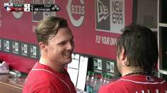 Bruce, Miller carry Reds to win with bats, defense