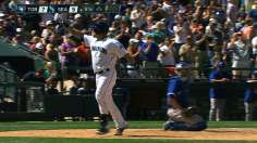 Quintero's home run caps Mariners' big comeback