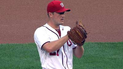 Zimmermann, Desmond consider long-term future