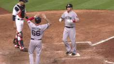 Just how they Drew it up: Sox knock off Astros